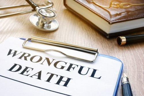 Have You Lost a Loved One? You May Be Able to File a Wrongful Death Lawsuit