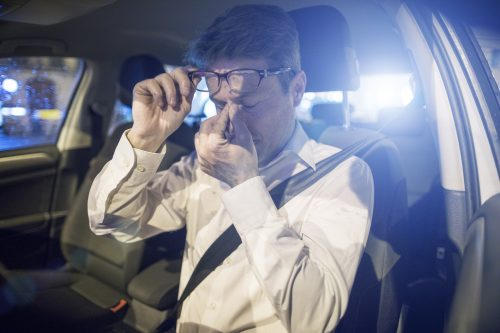 Drowsy and Distracted Driving May Be Much More Common Than You Think