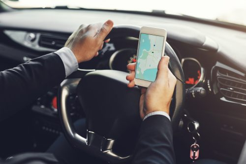 A Poll Reveals Some Interesting Facts About Distracted Driving