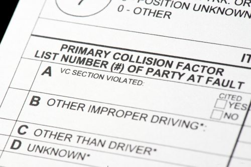 When, Why, and How to File a Police Report After a Car Accident