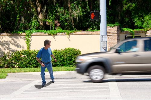 Pedestrian Accident Victims Have Rights Even if They Were Jaywalking